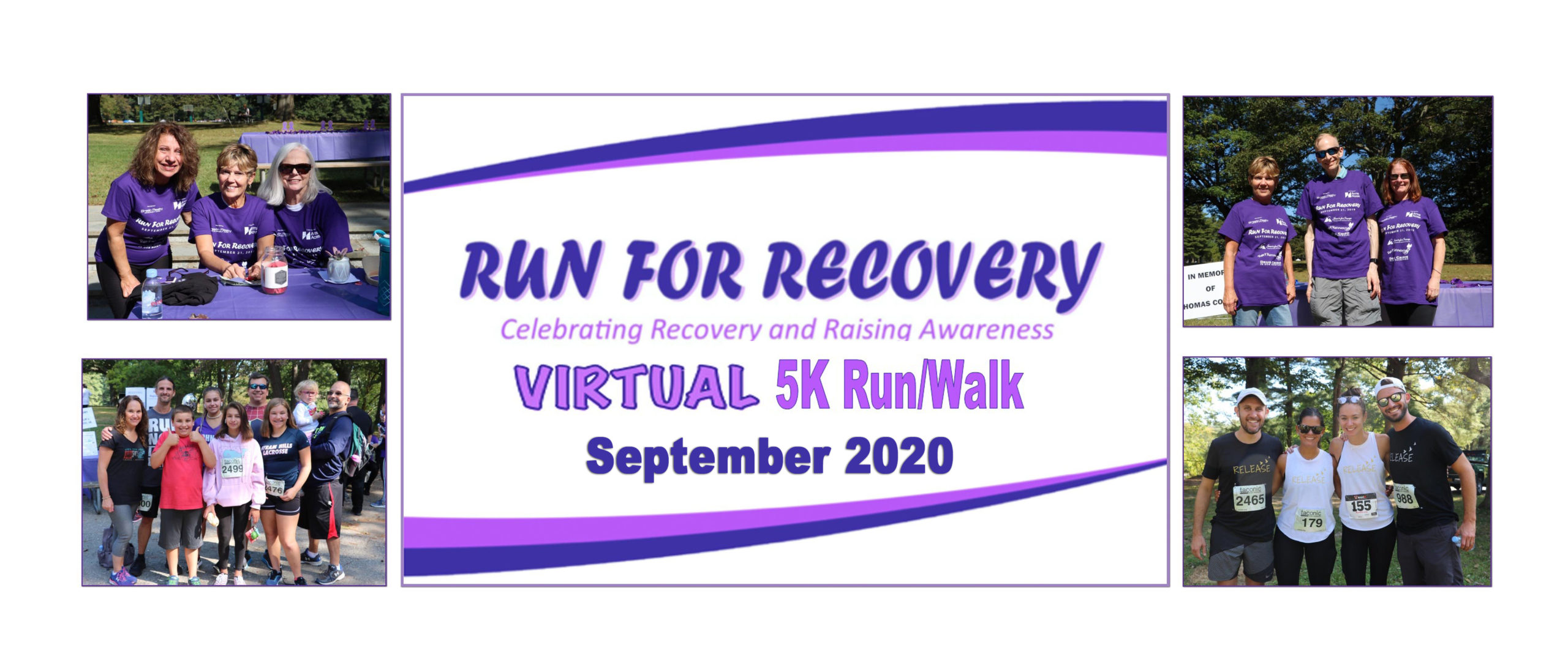 Visit our Run for Recovery website